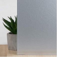 Скло Lacobel Aluminium Rich 9007 4 мм