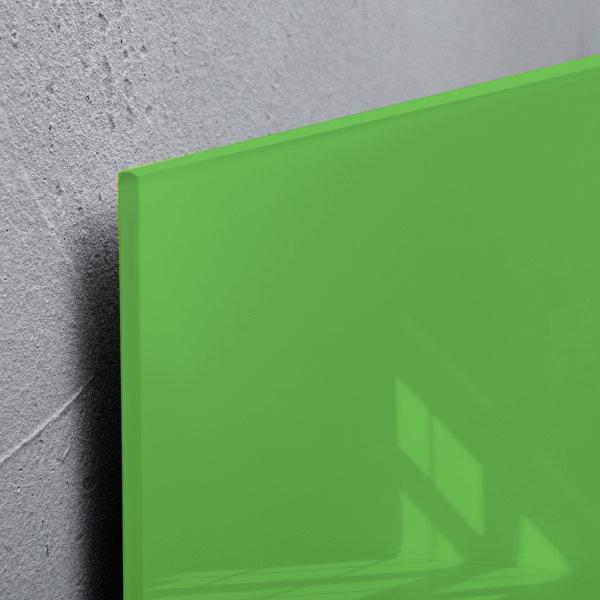 Стеклянная доска на стену